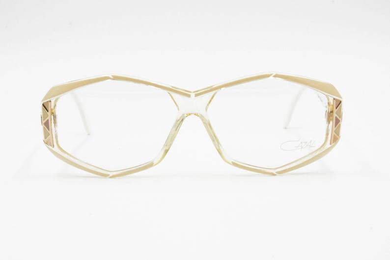 f02111c2d68 Cazal Vintage Eyeglasses Mod. 312 Col. 192 Hype unique white