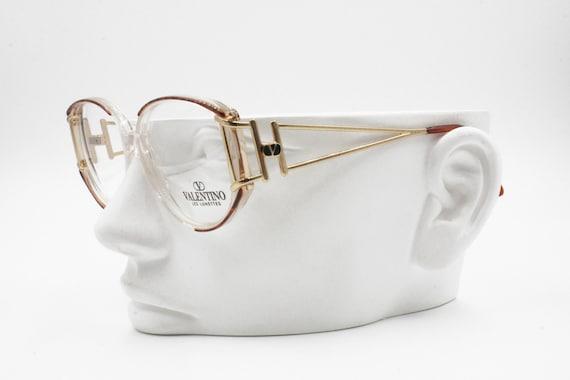 Rare Valentino Garavani eyewear frame mod. V191 ,