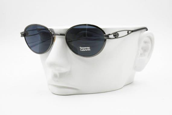 Nazareno Gabrielli lunettes de soleil vintage ovales verres   Etsy e2db04af9fd7
