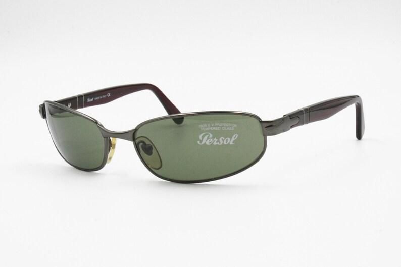 752d5cb313a Persol 2025-S 505 31 Sunglasses oval rims Deadstock Persol