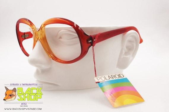 POLAROID mod. 8637 Vintage Sunglasses frame, oran… - image 2