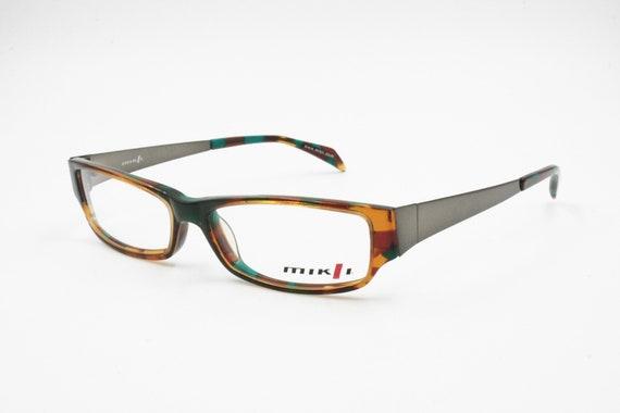 bc1c7bde38f Mikli M0614 col. 02 Optical frame eyeglass rainbow colored