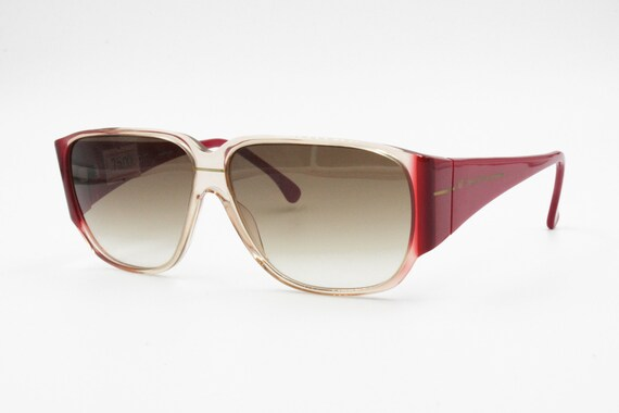 FREEDOM made in Italy, Vintage sunglasses square … - image 6