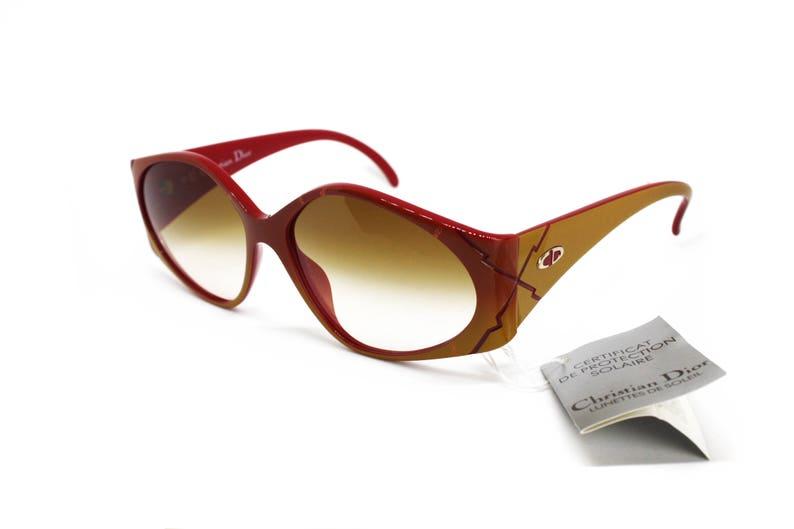 67453a22e184 Vintage 80s Deadstock Christian Dior sunglasses mod. 2348