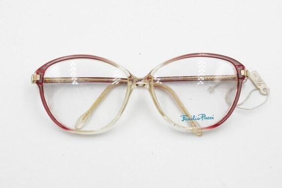 Emilio Pucci EP 332 acetate eyeglasses frame // s… - image 1