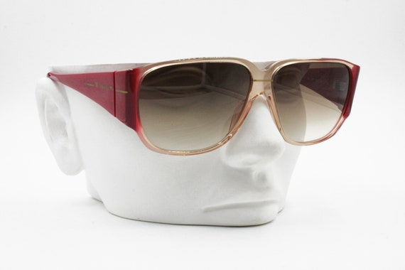 FREEDOM made in Italy, Vintage sunglasses square … - image 4