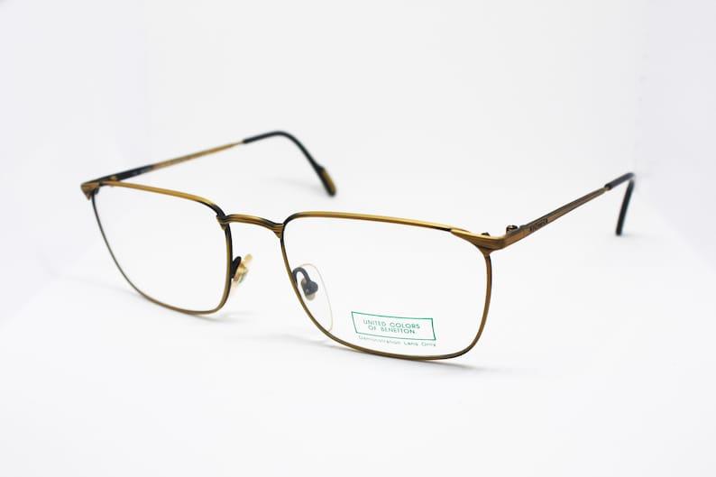 af3f72964e43 90s Eyewear UNITED COLORS of BENETTON reading glasses | Etsy