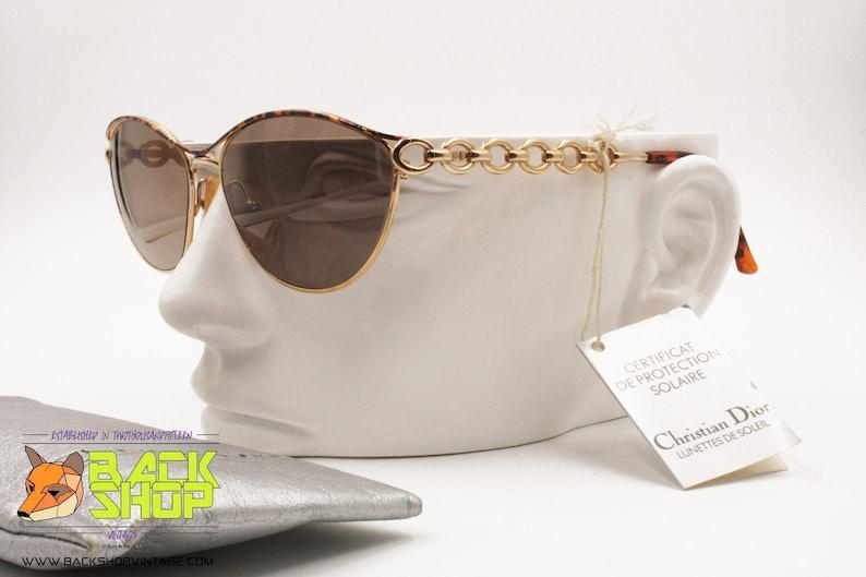83cb16ad197b Christian Dior 2843 Cat eye futuristic framework sunglasses