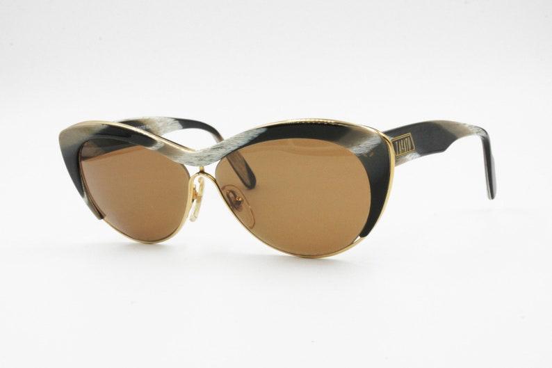 7e8c1f0955 Rare Extreme cat eye sunglasses ZAGATO hand made Italy mod. Z