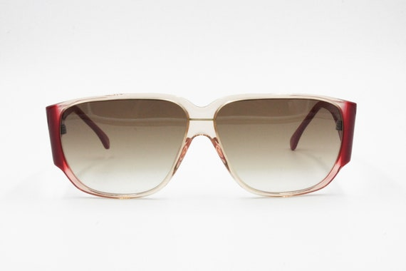 FREEDOM made in Italy, Vintage sunglasses square … - image 8
