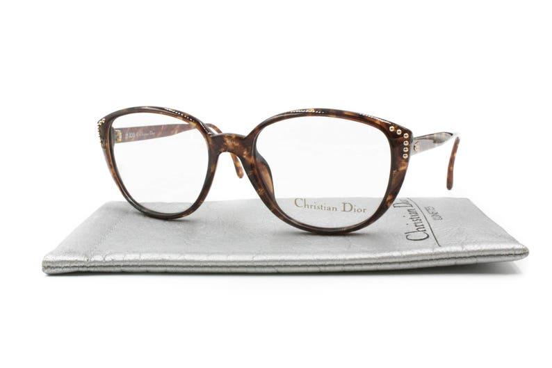 41ca3c0facc8 Christian Dior cat eye mod. 2480 ladies luxury eyewear brown