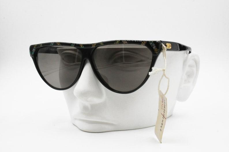 0a4faf827f Margutta Design Vintage 60s Sunglasses glitterd   lizard