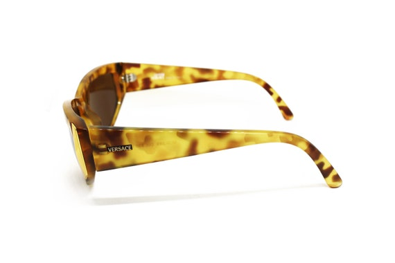 Gianni Versace mod. 389 vintage womens sunglasses… - image 5