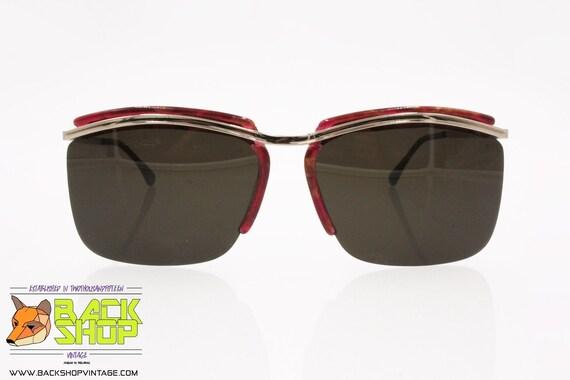 OAR mod. VANCOUVER M4/5 Vintage Sunglasses, half … - image 4