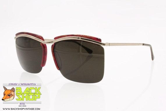OAR mod. VANCOUVER M4/5 Vintage Sunglasses, half … - image 5