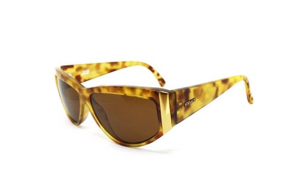 Gianni Versace mod. 389 vintage womens sunglasses… - image 1