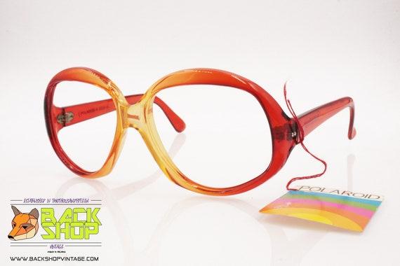 POLAROID mod. 8637 Vintage Sunglasses frame, oran… - image 5
