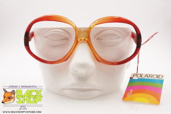 POLAROID mod. 8637 Vintage Sunglasses frame, oran… - image 3