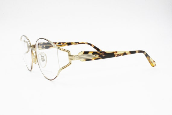 Paco Rabanne Paris Vintage eyeglasses frame, Oval