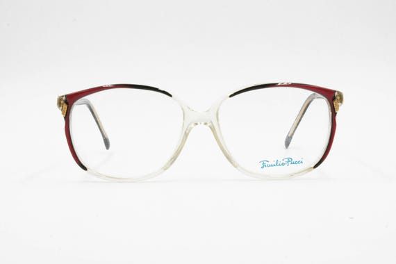 Emilio Pucci EP 352 acetate eyeglasses frame // s… - image 2