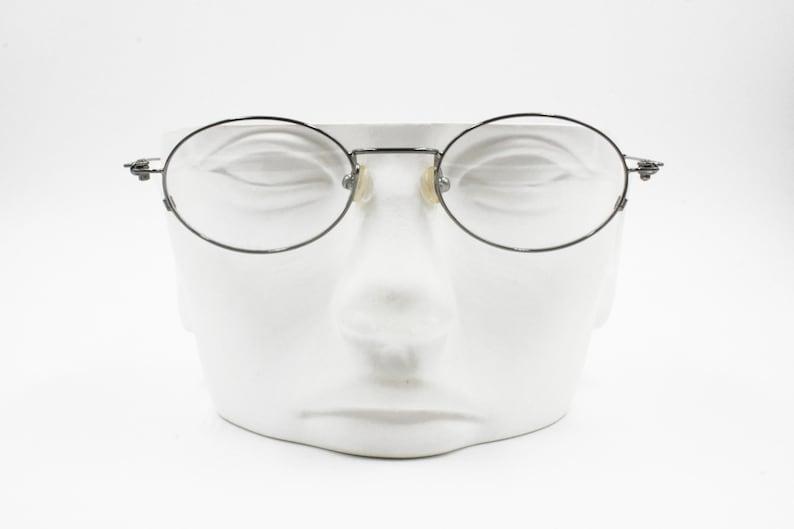 b4357a06b0 Oval modern design eyeglass frame OIKKO mod. 984 col. 04