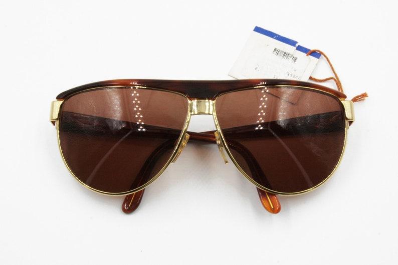 aac02405aed45 ALLISON Vintage Italian sunglasses mod. 404 Pilot aviator men