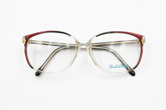 Emilio Pucci EP 352 acetate eyeglasses frame // s… - image 1