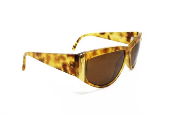 Gianni Versace mod. 389 vintage womens sunglasses… - image 4