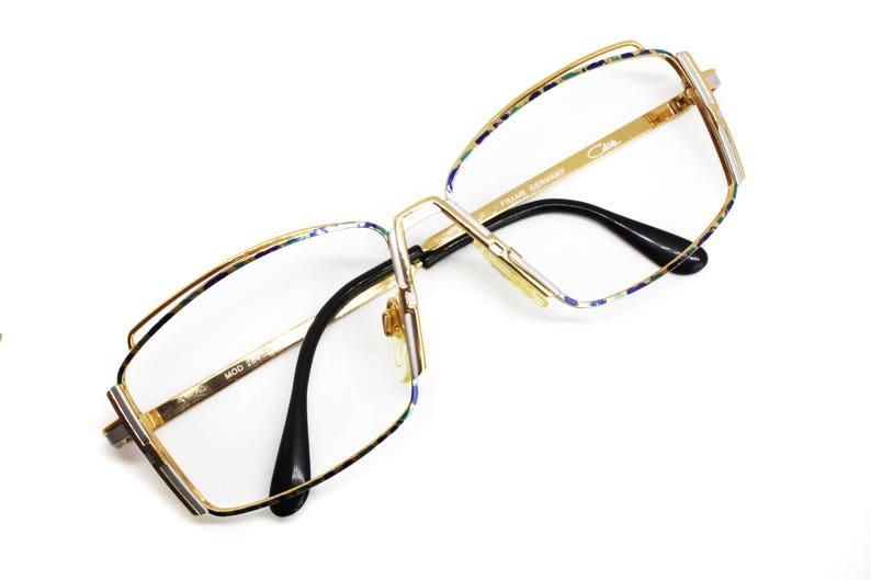 d07f1ce77a4 Vintage Cazal mod. 264 sunglasses frame   eyewear frame bright