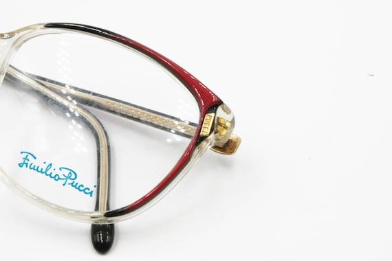 Emilio Pucci EP 352 acetate eyeglasses frame // s… - image 6