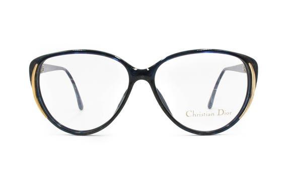 a7fd1113b36 Vintage Christian Dior mod. 2455 womens frame eyewear    Optyl