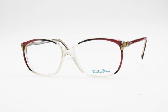 Emilio Pucci EP 352 acetate eyeglasses frame // s… - image 5