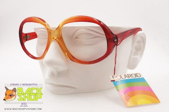 POLAROID mod. 8637 Vintage Sunglasses frame, oran… - image 1