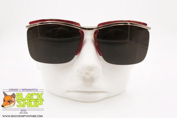 OAR mod. VANCOUVER M4/5 Vintage Sunglasses, half … - image 2