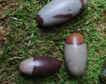 Shiva Lingam Tumbled Stones