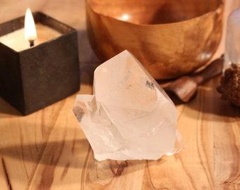 "Large Lemurian Quartz Point 4"" ~ Lemurian Seed Crystal"