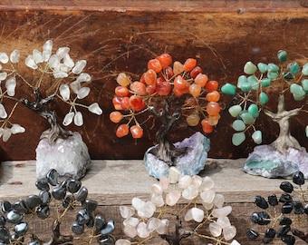 Small Crystal Bonsai Trees ~ Many Varieties in Stock!
