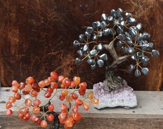Small Crystal Bonsai Trees | Crystal Wishing Trees ~ Many Varieties in Stock!