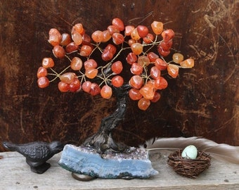 Medium Crystal Bonsai Tree | Crystal Tree of Life, Many Variations in Stock