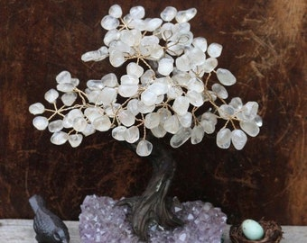 Large Crystal Bonsai Trees | Crystal Wishing Trees | Crystal Tree of Life ~ Many Varieties in Stock!