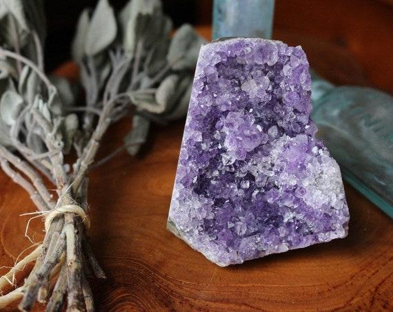 Mini Amethyst Geode
