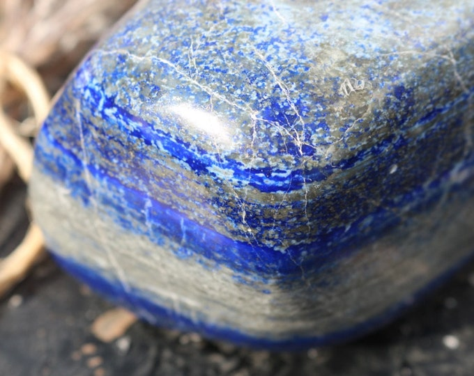 Featured listing image: XL Lapis Lazuli Freeform, 7.5 lbs