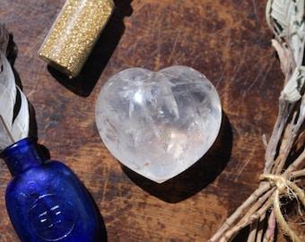 Hearts Shaped Crystals