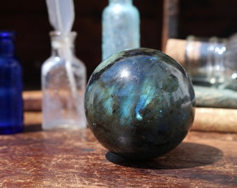 Labradorite Sphere 60mm