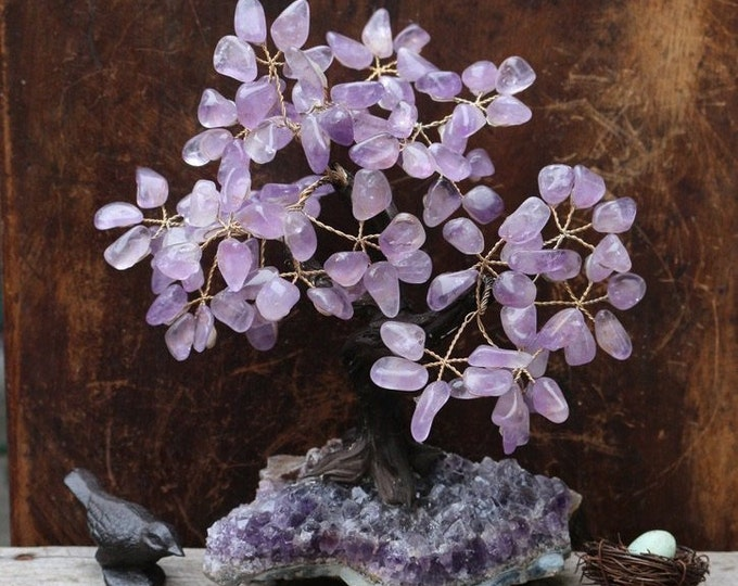 Featured listing image: Large Crystal Bonsai Trees ~ Many Variations in Stock!
