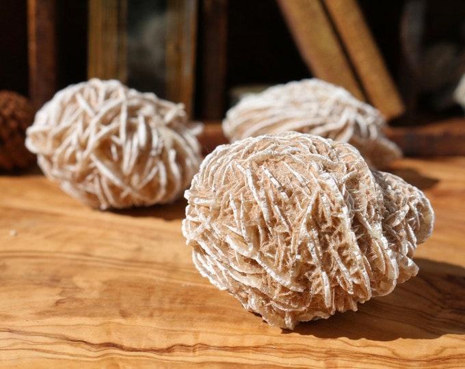 Large Desert Rose Selenite Stones ~ EMF Crystals