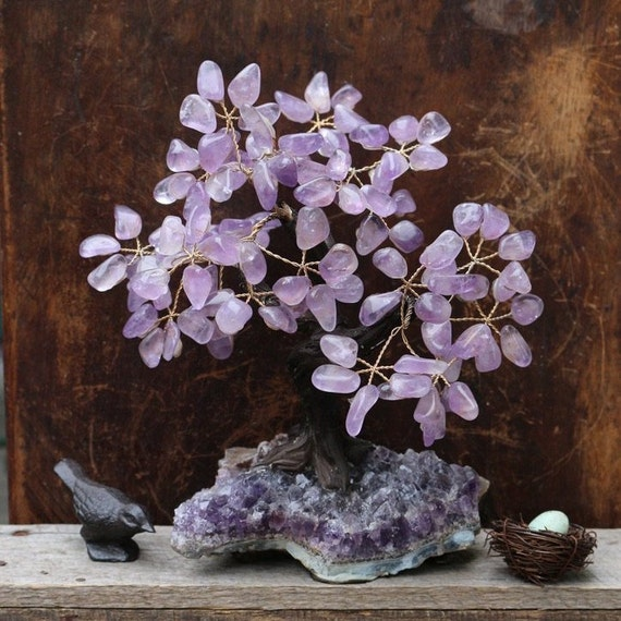 Large Crystal Bonsai Trees ~ Many Variations in Stock!