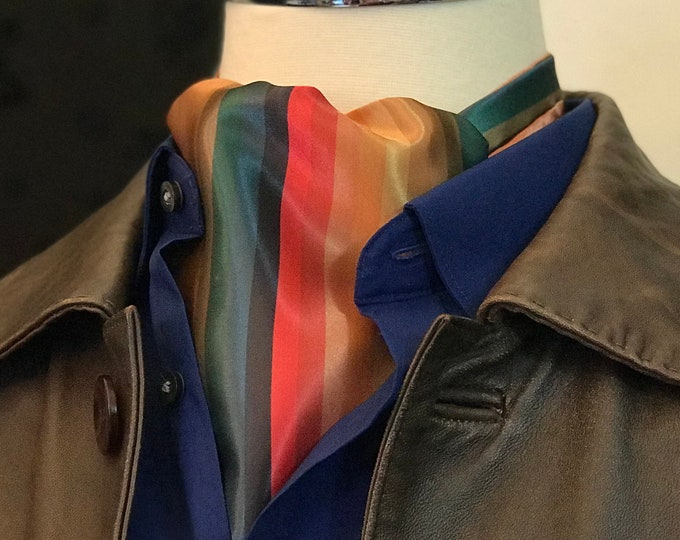 Featured listing image: Thirteenth Doctor Inspired Ascot
