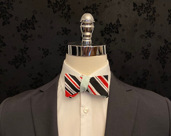 David Bowie Life on Mars Inspired Bow Tie