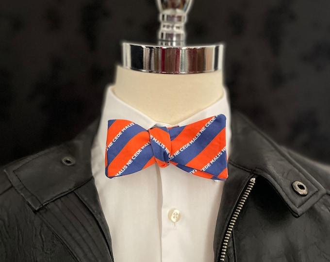 Bronx Flag Themed Bow Tie